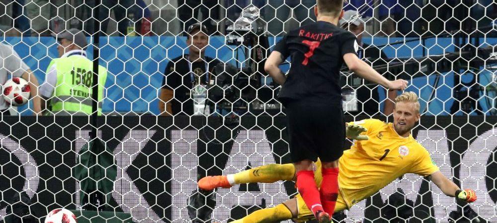 Cupa Mondiala 2018. Declaratia emotionanta a lui Rakitic dupa ce a dus-o pe Croatia in sferturi! La ce s-a gandit inainte sa execute ultimul penalty