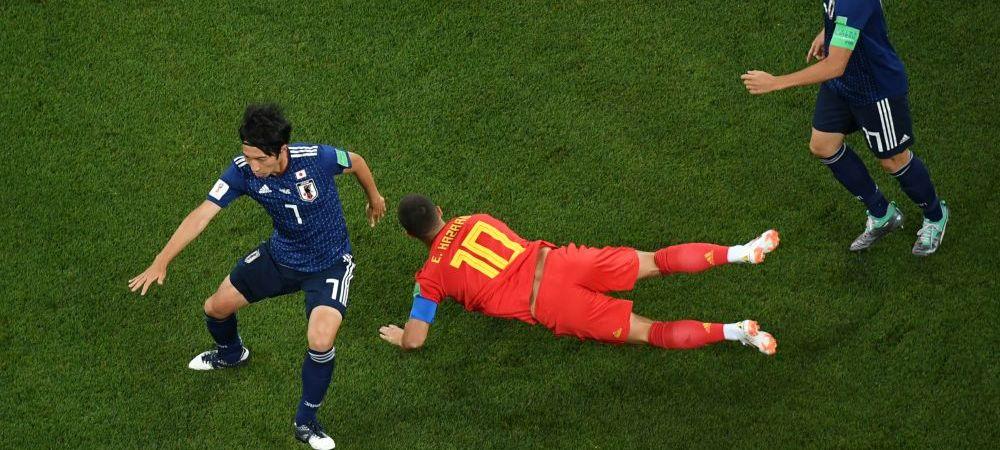 Harakiri in ultimele secunde! Japonia moare de la 2-0, Belgia revine incredibil si se califica in minutul 90+4 | BELGIA 3-2 JAPONIA, CUPA MONDIALA 2018