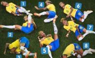 Stiti ce nu o sa ia niciodata Neymar? Oscarul! :)) Cele mai bune glume dupa simularile fara numar ale brazilianului la Mondial