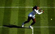 WIMBLEDON 2018 | Serena Williams a surprins din nou cu alegerea echipamentului. Americanca s-a calificat in turul 2