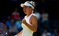 CALIFICARE! Simona Halep castiga lejer: 6-2, 6-4 cu japoneza Nara! Cu cine va juca in turul 2 la Wimbledon