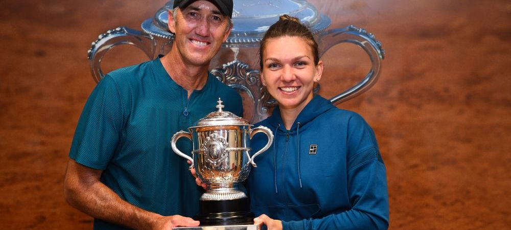 Wimbledon 2018 | Ce i-a spus Darren Cahill Simonei Halep inaintea debutului la Londra