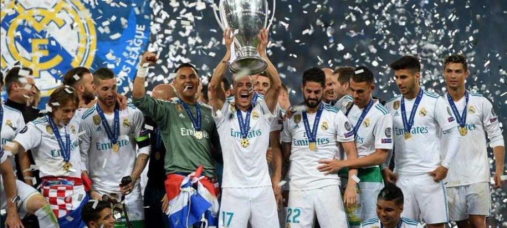 Mutare SOC pentru Real Madrid! Il pierde pe jucatorul care completa galaxia! Anuntul zilei la Londra