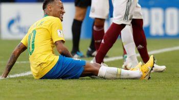 OPINIE / Neymar, urmatorul furioclasse? E mai degraba coleg de palier cu Florin Tanase