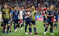 IMAGINEA ZILEI LA MONDIAL | Japonezii lovesc din nou! Ce s-a intamplat in vestiar dupa infrangerea dramatica cu Belgia