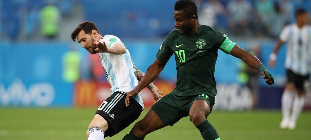 INCREDIBIL! Tatal lui John Obi Mikel a fost RAPIT in timpul Cupei Mondiale! Cat a platit pentru rascumparare
