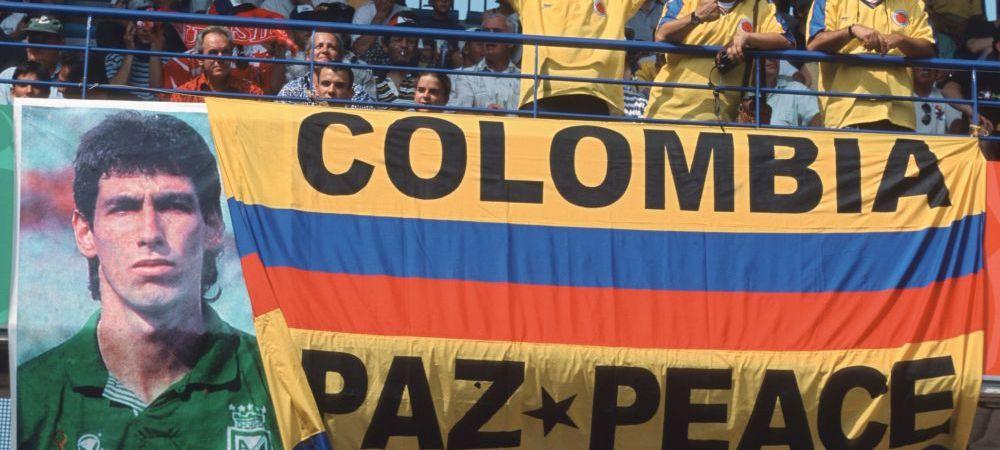 """""""Mi-e teama ca un jucator va fi IMPUSCAT!"""" Anunt cutremurator inainte de Columbia - Anglia! Fratele lui Andres Escobar trage semnalul de alarma"""