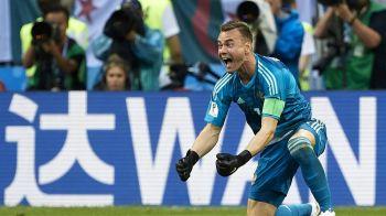 Aroganta INCREDIBILA a rusilor dupa victoria cu Spania din optimile Cupei Mondiale! De ce nu a exersat Akinfeev penalty-urile!