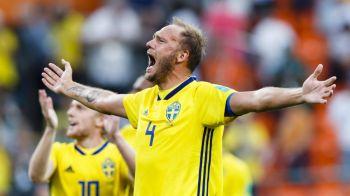 SUEDIA - ELVETIA 1-0 CUPA MONDIALA 2018 | Suedezii se califica in sferturi dupa un gol norocos! Repeta performanta din '94?