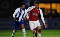 Pleaca de la Arsenal in Serie A?! Doua oferte de ultima ora pentru Vlad Dragomir. Unde poate ajunge