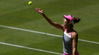 """Mihaela Buzarnescu vs Katie Swan la Wimbledon 2018: """"Nu ma las intimidata! Am publicul de partea mea"""""""