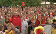 BELGIA a invins o singura data Brazilia la Cupa Mondiala! Cum au trait belgienii revenirea INCREDIBILA cu Japonia. VIDEO