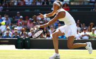 Inca un soc la Wimbledon! Cea mai grea adversara de pe partea Simonei Halep a fost eliminata de locul 50 mondial