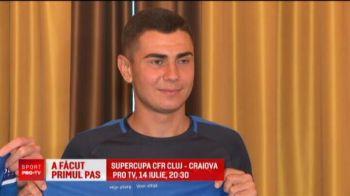 """Craiova l-a dat si pe """"noul Chivu""""! A prins transferul carierei, dar nu se opreste aici: vrea sa ajunga la United"""