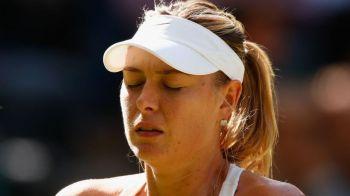 WIMBLEDON 2018 | SOC la Wimbledon! Sharapova, eliminata din primul tur! O sportiva venita din calificari a castigat dupa un MECI INFERNAL