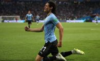 Vesti proaste pentru Uruguay: Cavani are sanse minime sa joace cu Franta | PROGRAMUL COMPLET AL SFERTURILOR