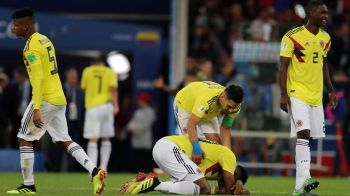 """ALERTA in Columbia! Jucatorii care au ratat penalty cu Anglia, amenintati cu MOARTEA: """"Sa nu va intoarceti acasa, sunteti MORTI!"""""""