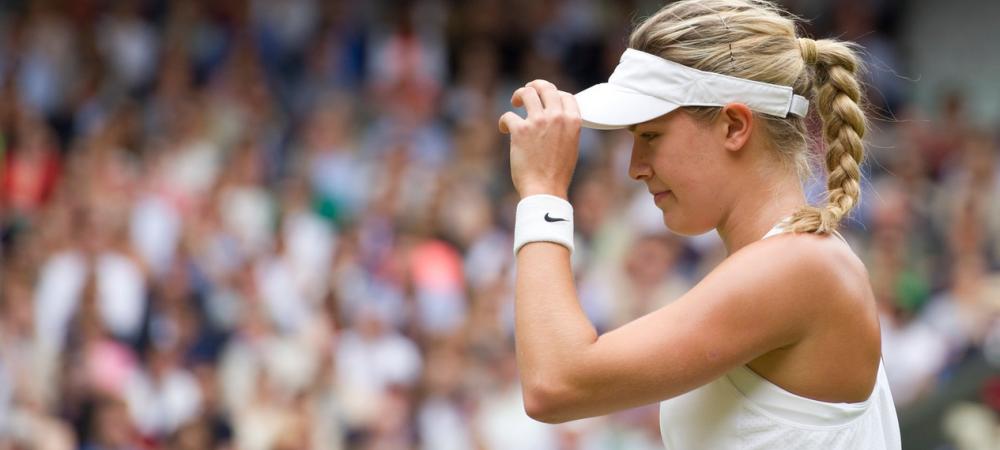 """Era deschis la pantaloni, numai la asta m-am uitat!"" Moment incredibil la Wimbledon! Ce a patit Bouchard"