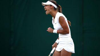 POVESTEA IMPRESIONANTA a rusoaicei care a invins-o pe Maria Sharapova la Wimbledon! Momentul care-i putea incheia cariera