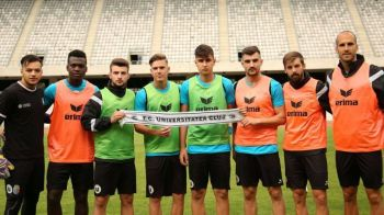 Transfer din BUNDESLIGA la U Cluj! Ce jucator de nationala e gata sa semneze