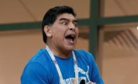 """""""A fost un JAF MONUMENTAL!"""" Atac dezlantuit al lui Maradona dupa calificarea Angliei! Ce l-a scos din minti"""