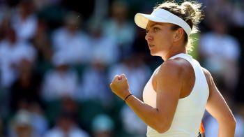 SIMONA HALEP, WIMBLEDON 2018 | Doar Wozniacki o mai poate depasi pe Simona in clasamentul WTA! De ce rezultat are nevoie