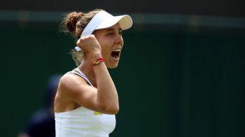 """""""Cea mai INCREDIBILA poveste din tenis!"""" Buzarnescu, reactie FANTASTICA dupa calificarea in turul 3 la Wimbledon!"""