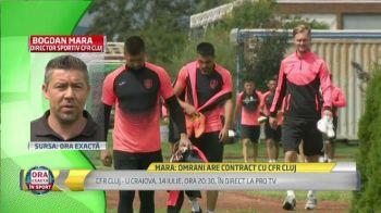 "CFR Cluj mai anunta doua transferuri, dupa jucatorii de nationala pe care i-a luat azi: ""Vrem in Champions League!"""