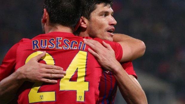 """""""Il iau babaciune si ii dau atatia bani?"""" Becali, enervat de pretentiile lui Rusescu: salariu urias cerut de atacant pentru a veni la FCSB"""