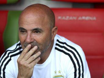 ANUNT BOMBA despre nationala Argentinei! Nimeni nu se astepta sa fie chiar el! Cine i-ar putea lua locul selectionerului Sampaoli