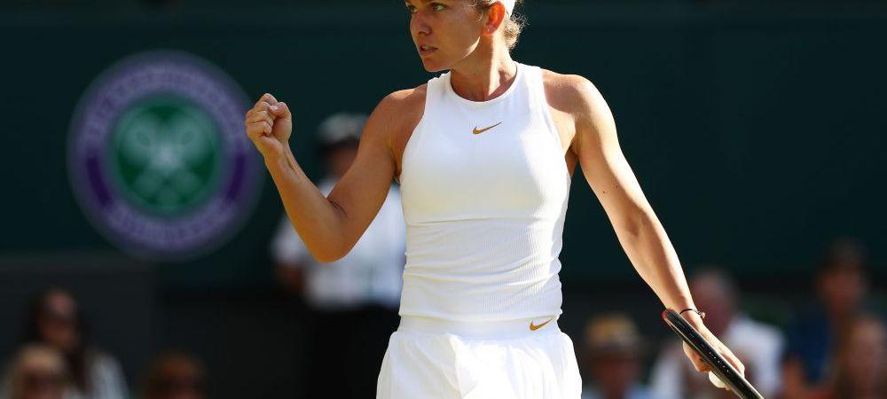 Wimbledon 2018   SANSA RAZBUNARII pentru Simona Halep! Cum arata partea de tablou a romancei dupa socurile din primele tururi