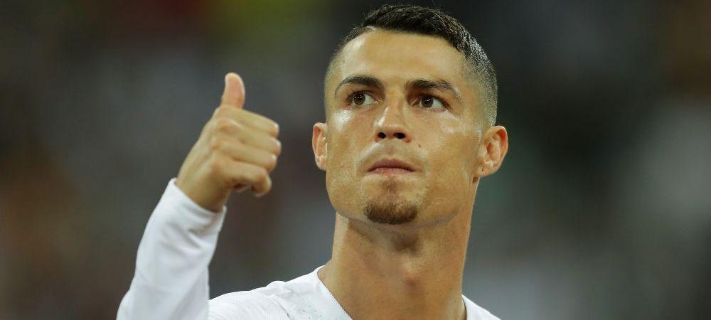 """Cristiano Ronaldo A ACCEPTAT salariul oferit de Juventus! Impresarul portughezului, chemat """"de urgenta"""" la Real Madrid"""
