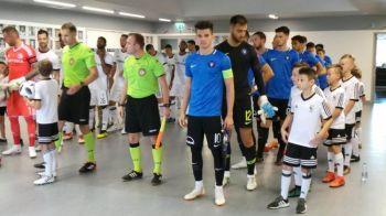 Ianis Hagi a marcat un nou gol, apoi a urmat DEZASTRUL! Ce s-a intamplat in amicalul Viitorului cu Legia