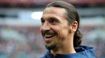"""Zlatan Ibrahimovic il provoaca pe David Beckham: """"Sa vedem ce va spune""""! Declaratiile suedezului inainte de Suedia - Anglia"""