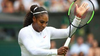 Wimbledon 2018 | O palma pentru Caroline Wozniacki! Serena Williams, declaratie SUPERBA la Londra