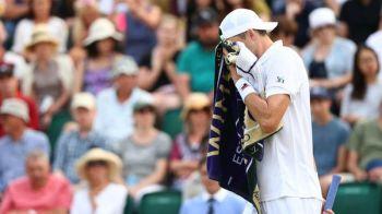 """Wimbledon 2018. Isner a RABUFNIT la adresa arbitrului: """"Nu functioneaza, de ce trebuie sa accept asta?"""""""