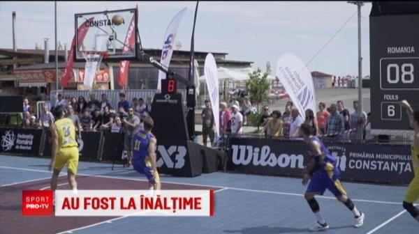 Am eliminat Rusia! Nationala de baschet 3 la 3 fete se lupta pentru trofeu la european! VIDEO