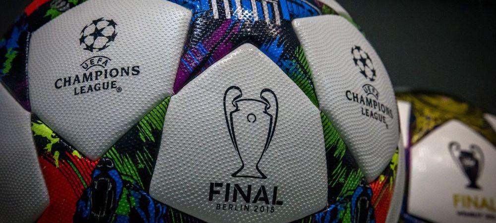 Schimbare importanta in Champions League! Anuntul facut de UEFA astazi
