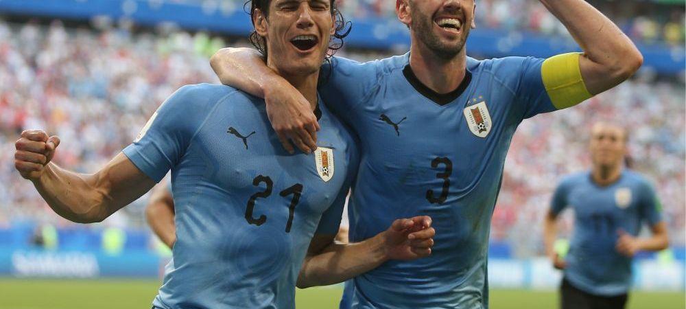 Anunt de ultima ora despre situatia lui Cavani, inaintea sfertului Uruguay - Franta! Ce se intampla cu matadorul sudamericanilor