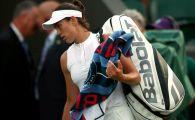 Cum a reactionat Muguruza dupa eliminarea soc de la Wimbledon! Campioana en-titre i-a lasat cale libera Simonei Halep