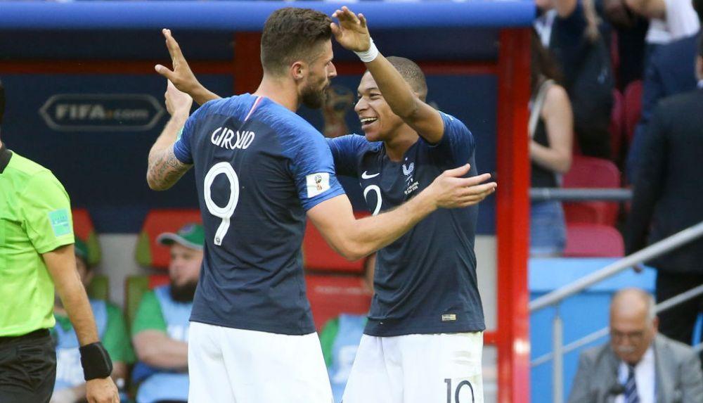 FRANTA - URUGUAY, Cupa Mondiala 2018, LIVE ora 17:00