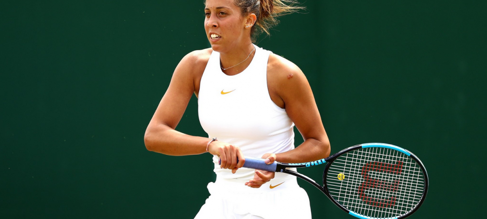 WIMBLEDON 2018 | Inca o favorita e OUT! Madison Keys a fost eliminata de Rodina