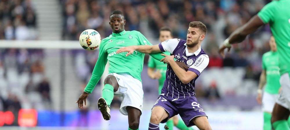 Au adus un fost atacant de la St. Etienne! Marea lovitura anuntata de o nou-promovata in Liga 1