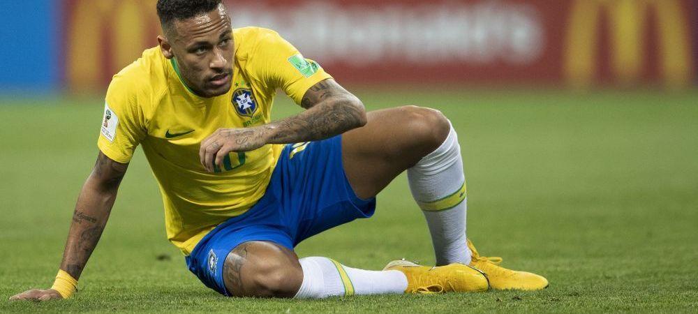 """Nou favorit la Balonul de Aur? Belgia i-a ruinat sansele lui Neymar: """"Nimeni nu stie cine e in seara asta!"""" Care a fost adevaratul star"""