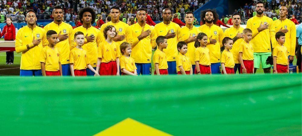 """Primul jucator care se poate retrage dupa eliminarea Braziliei de la Cupa Mondiala: """"Nu pot spune ca voi mai fi aici in 2022!"""""""