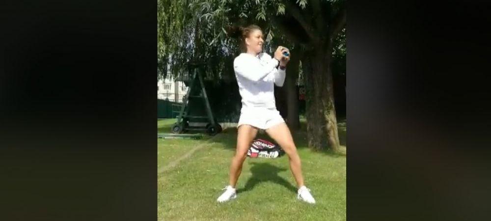 Clipul DEMENTIAL postat de Alexandru Dulgheru pe net! Cum s-a antrenat inainte de meciurile de la Wimbledon