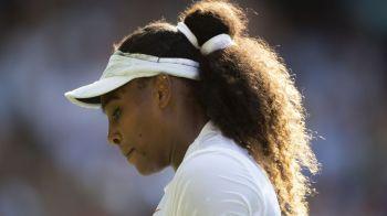 "DRAMA dezvaluita de Serena Williams in timpul Wimbledonului: ""Am inceput sa plang cand am aflat!"""