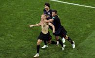 RUSIA - CROATIA 2-2 (3-4, dupa penalty-uri) CUPA MONDIALA | Meci nebun! Rusia, eliminata la penalty-uri! Croatia se califica pentru a doua oara la 11 metri