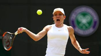 """""""Simona a fost tot meciul ca un cal cu picioarele INFRANATE! A avut si frana de mana, dar si pe cea de picior trase!"""" Reactia lui CTP dupa SURPRIZA URIASA de la Wimbledon"""