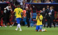 """""""E greu sa te mai intorci la fotbal dupa un asemenea moment! Durerea este mult prea mare!"""" Mesaj emotionant al lui Neymar dupa eliminarea Braziliei"""